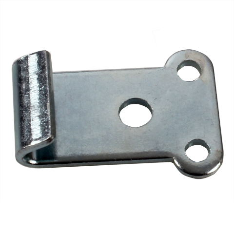 Catch plate for toggle latch - 15mm - Steel -