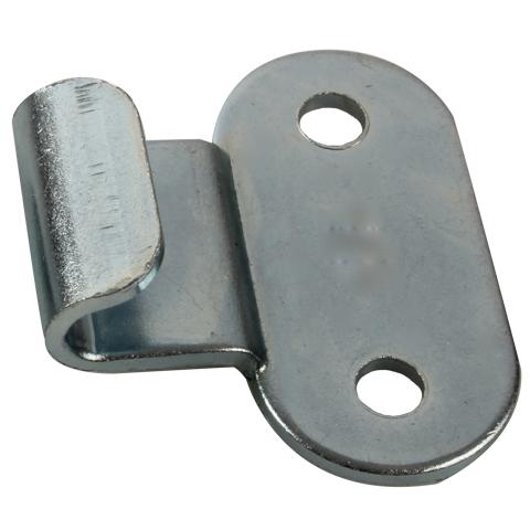 Locking clips hook - 20mm - Steel -