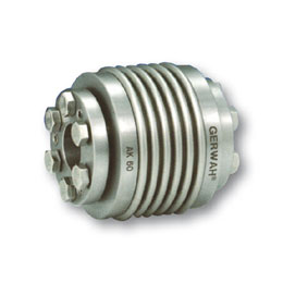 Bellows coupling Gerwah® - from 36 to 800Nm - Locking assembly -