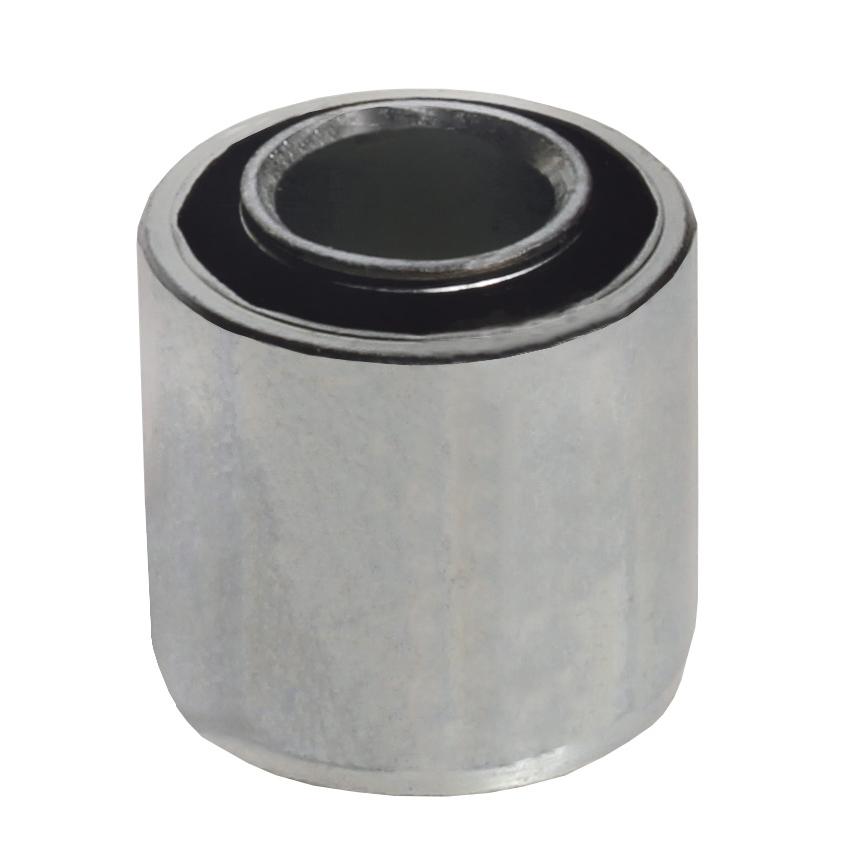 Flexible bush - For multi-directional loads - Steel -