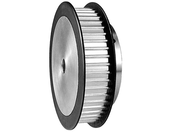 Synchronous pulley - AT10 steel - 25mm -