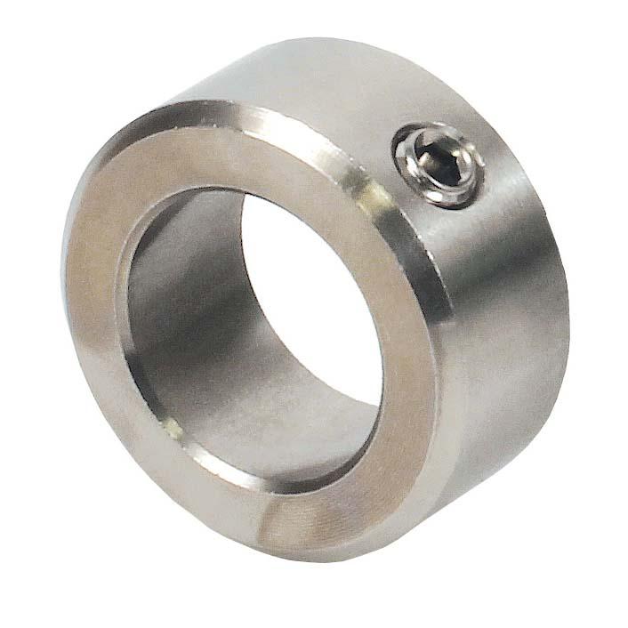 Bague de blocage - Inox - en 1 élément - Non fendue, selon DIN705