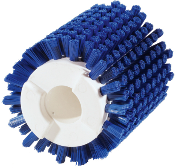 Brosse cylindrique modulaire - Fil polyester PBT - Transport -