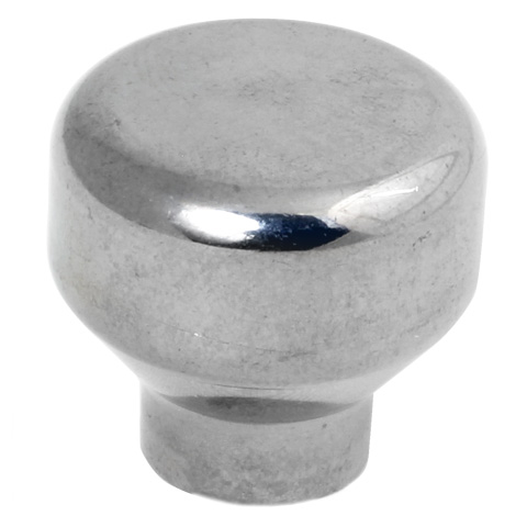 Mushroom headed button Hygienic Usit® - With male thread with low head - Stainless steel -