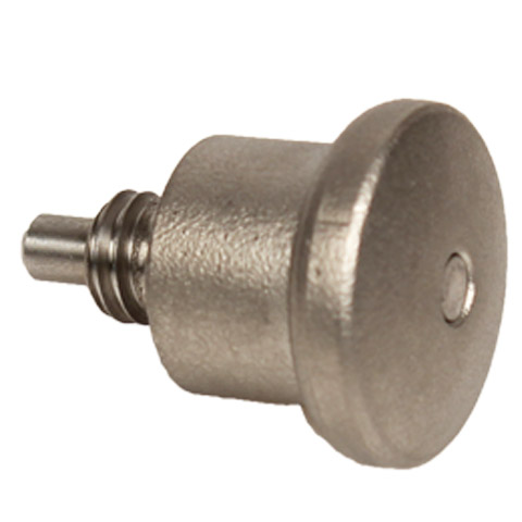 Index bolt - miniature - Stainless steel - With locking - thin walls