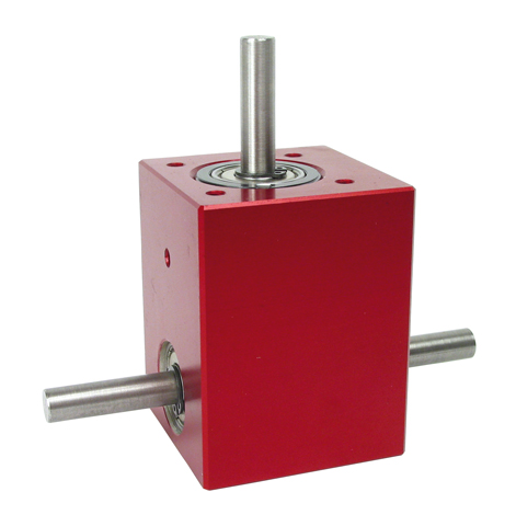 Right angled gearbox - from 0.20 to 2 Nm - T - 2000