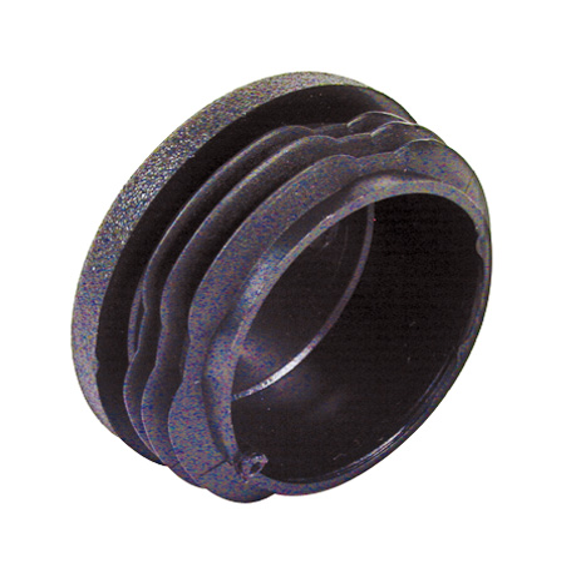 Tube end cap - Standard - Round -