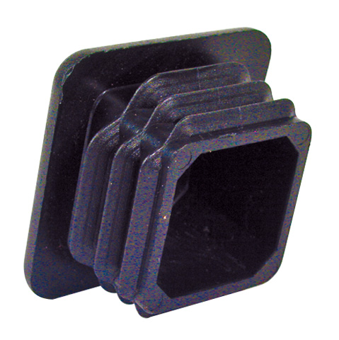 Tube end cap - Standard - Square -