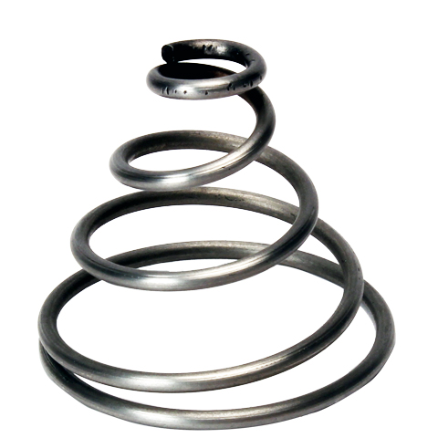 Compression spring - Conical - Stainless steel -