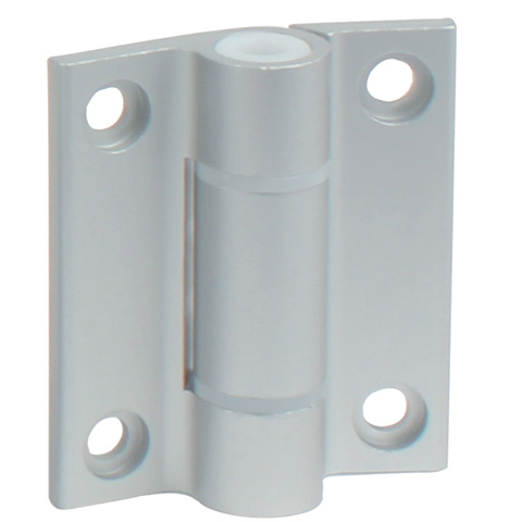 Decorative hinges - Aluminium - screwed -