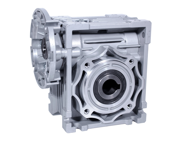 Worm and wheel gearbox - up to 107 Nm - blind bore (female) - CHM