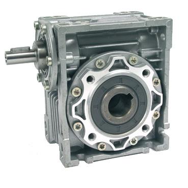 Riduttore a ruota e vite senza fine - fino a 980 Nm - albero - CHMR