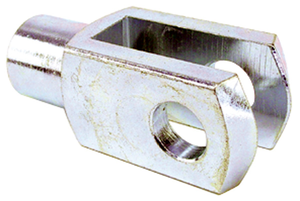 End fitting - Steel - short range -  -