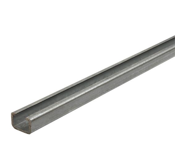 Guidance brush - Rail - Rigid support -