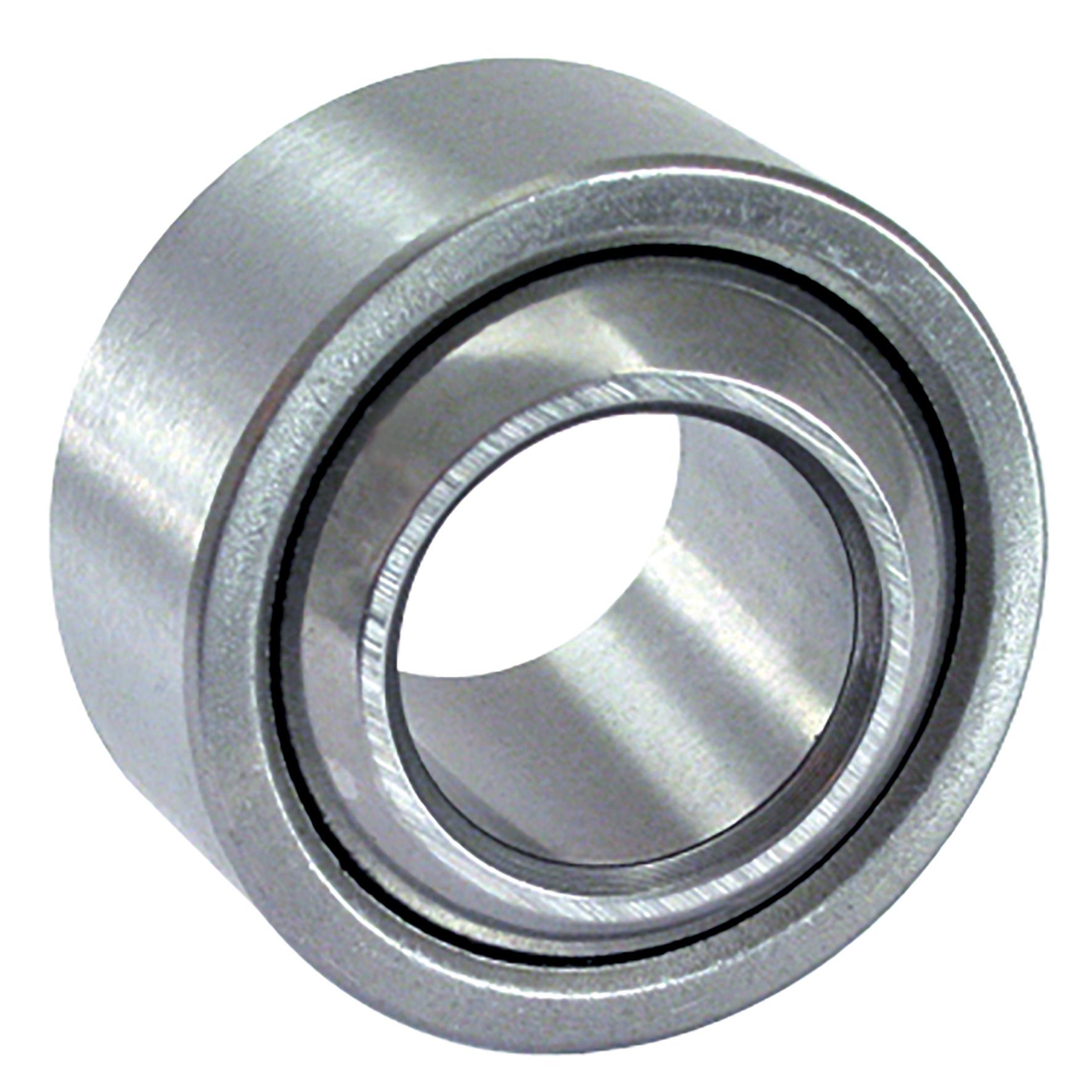 Spherical bearing - Steel / self lubricating steel - DIN ISO 12240-1 -