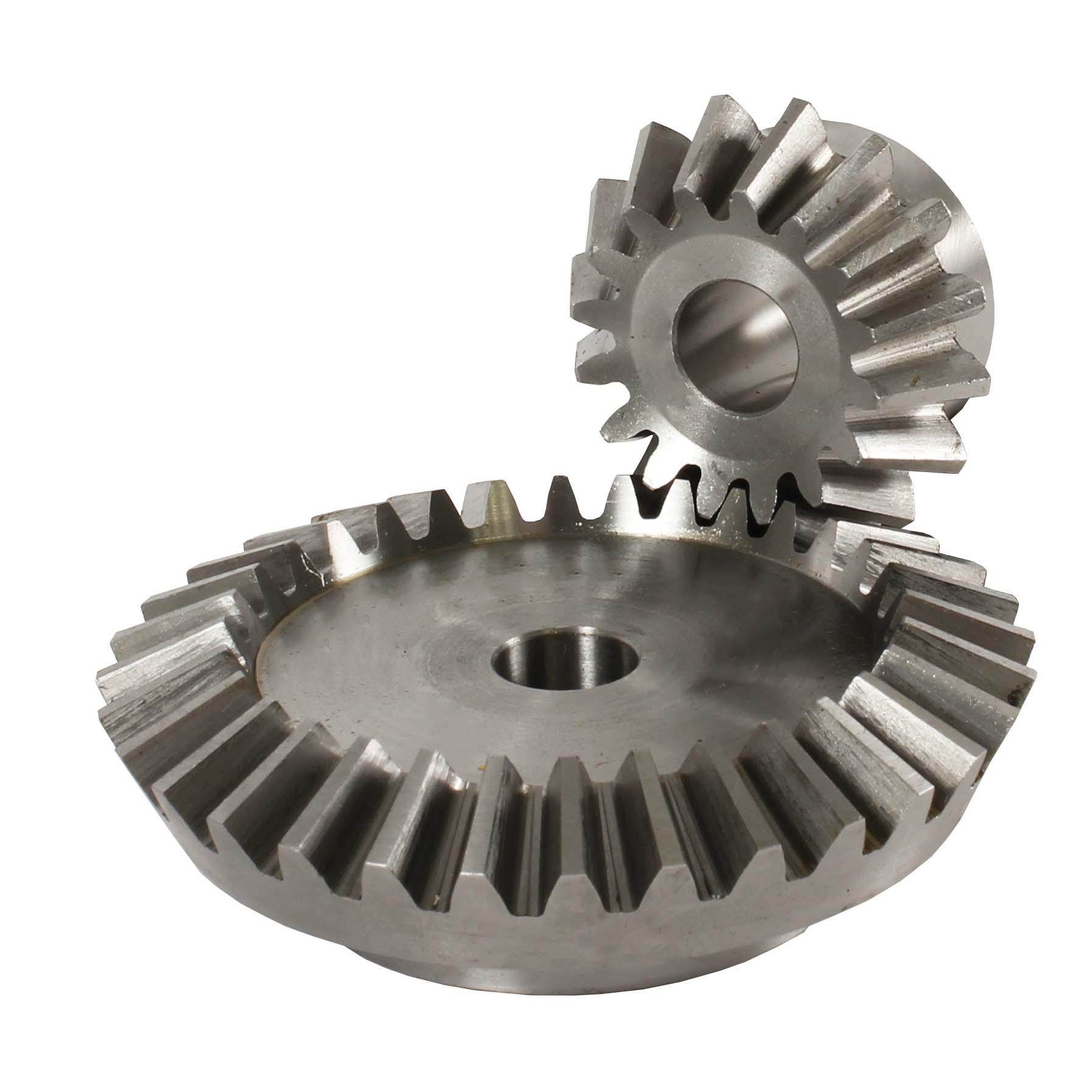 Bevel gear - Steel C43 - 2:1 - 1.50 - Economy range