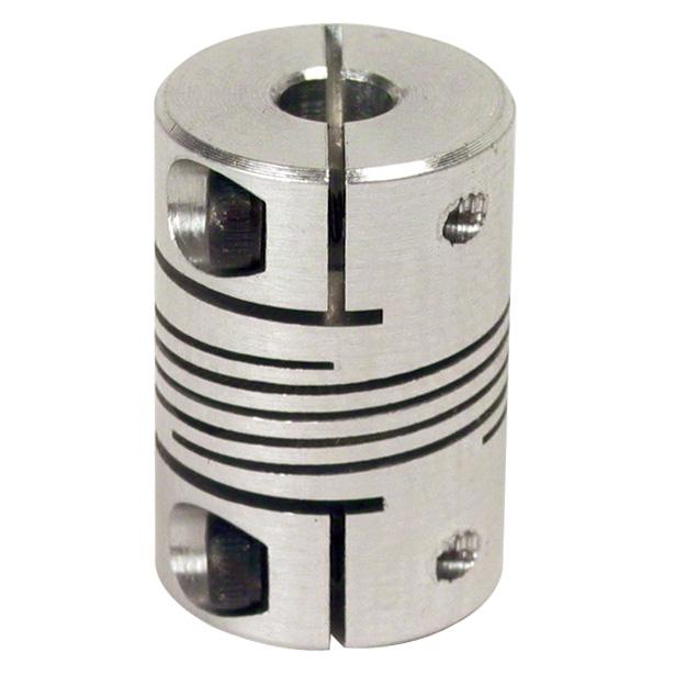 Panamech, Multi-Beam - Aluminium - with clamping jaw - Short (3 beams) -