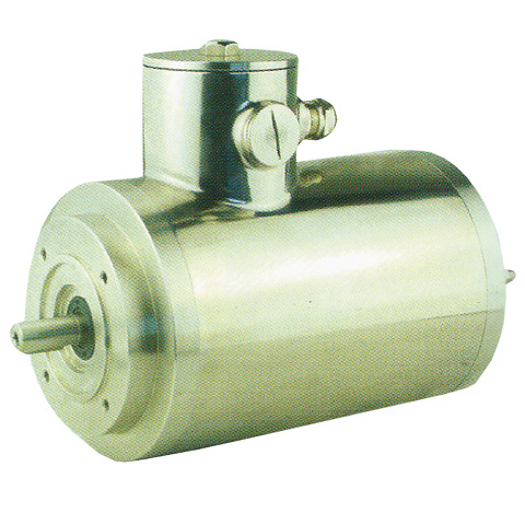 3 phase AC asynchronous motor - Stainless steel - 0.55 to 0.75kW - up to 17.46Nm - three phase