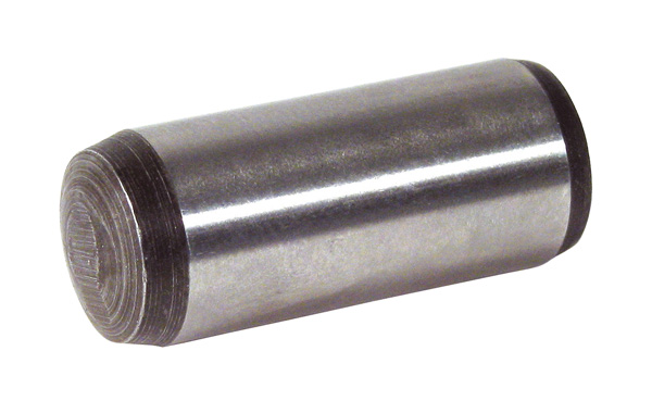 Dowel pin - Extractable DIN 7979D - Hardened steel -
