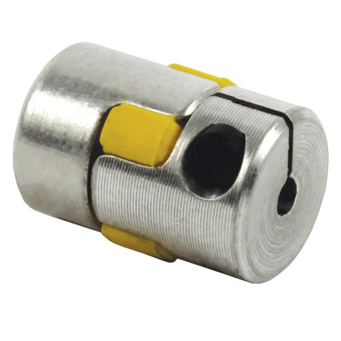 Backlash free coupling Gerwah® - from 0.5 to 3Nm - Clamp -