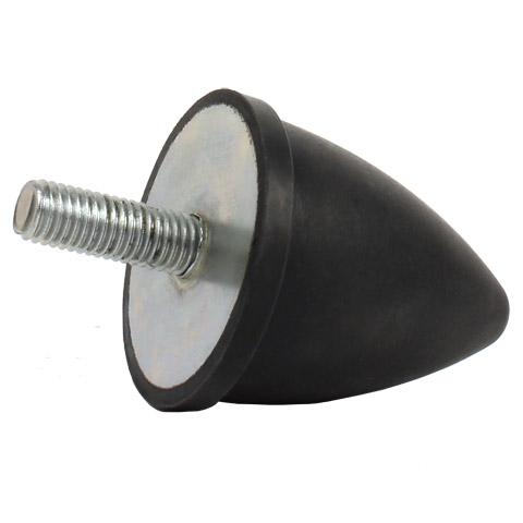 Progressive stop - Steel - Conical - 1 side Male
