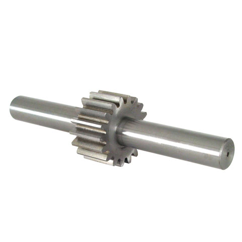Pinion shaft - Stainless steel 303 - 0.25 to 0.8 -