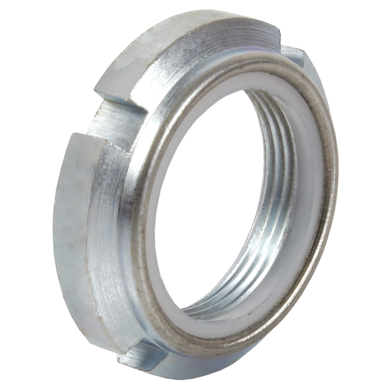 Bearing - accessories - Self locking locknut - nylon lock washer - Self-braking -