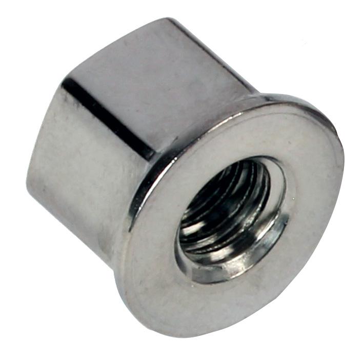Ecrou borgne Hygienic Design® - Compact - Inox -