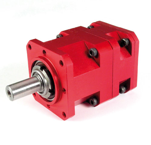 Epicyclic servo gearbox - from 8 to 19 Nm - 3:1 to 6:1 - 4000rpm