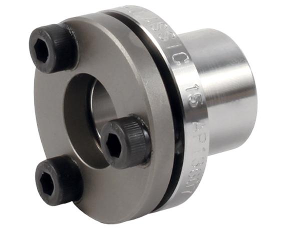 Frette de serrage mécanique - ETP-MINI® - Inox - Rapidité de montage/démontage -