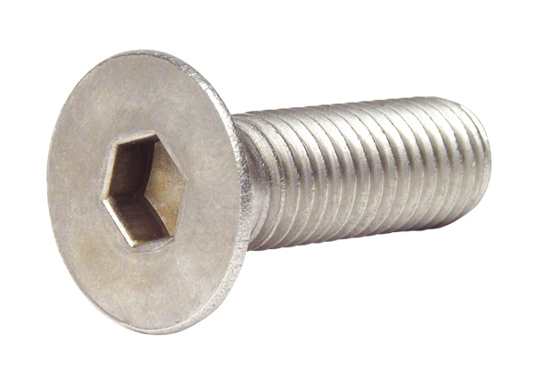 Countersunk screw FHC - DIN 7991 - Stainless steel A2 -  -