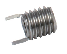 Thread repair inserts - Stainless steel - For repairing damaged threads -