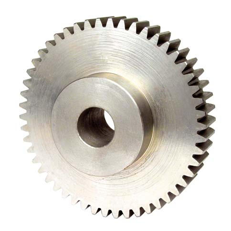 Spur gear - Steel 20NCD2 - 0.80 -