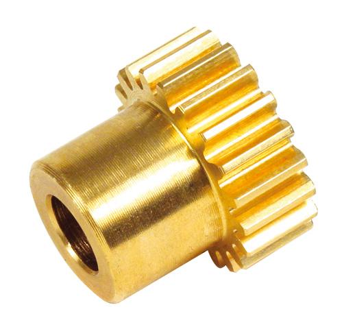 Engrenage droit - Laiton CuZn40Pb3 - 0,50 -