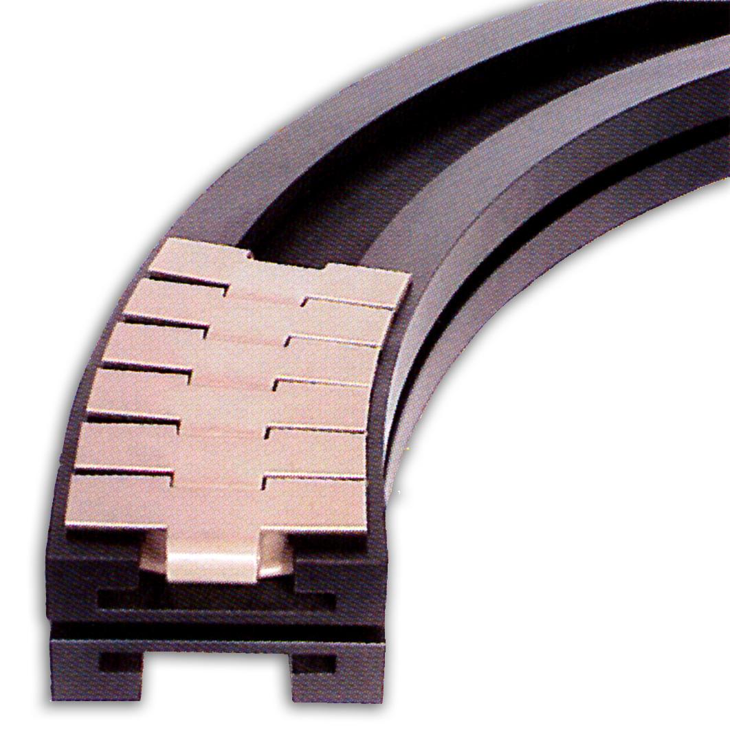 Curved track - Range 882 -  -