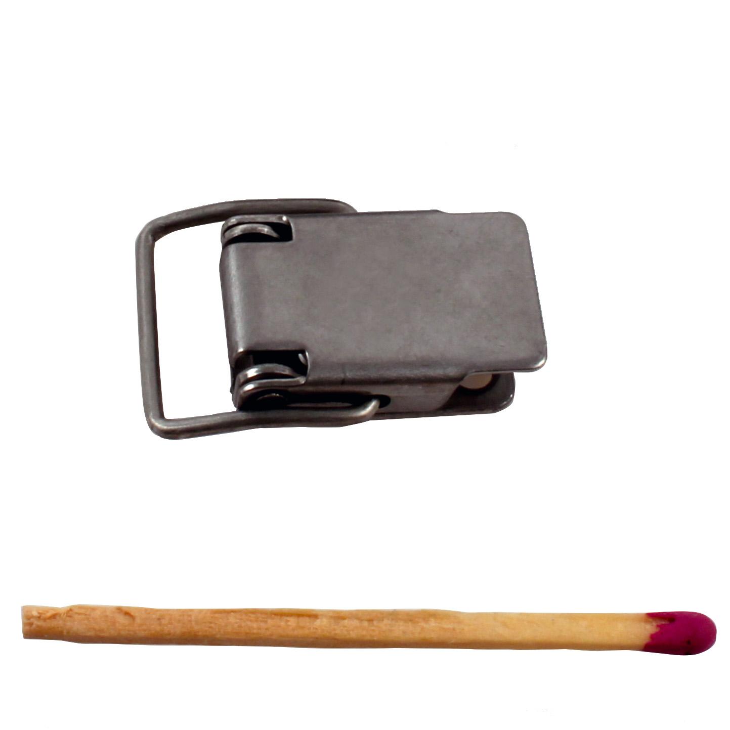 Grenouillère élastique à anneau - Miniature - Inox -