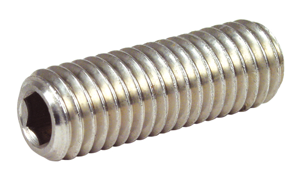 Set screw - Cup point - Stainless steel -