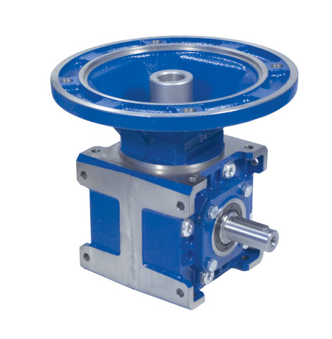 Right angle bevel gearbox - Up to 78Nm - Input with motor flange -