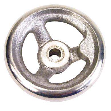 Volant - Aluminium - à bras - Sans poignée