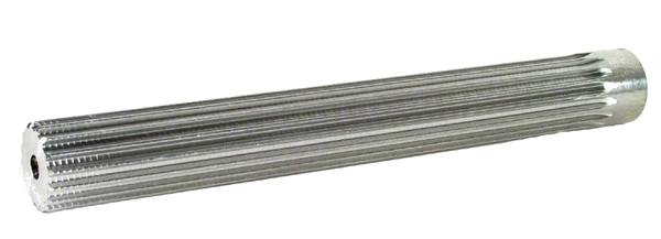 Toothed bar stock for RPP-type belt - HTD8 - Steel -