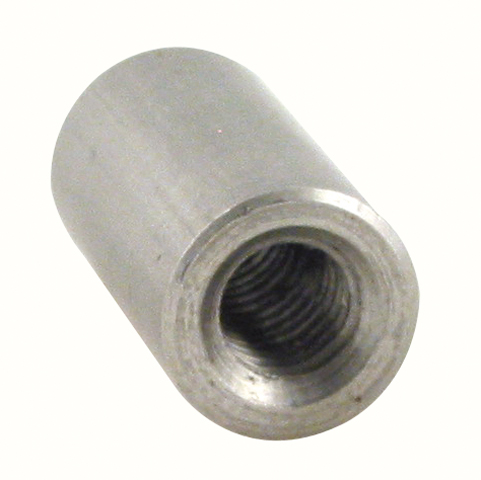 Threaded sleeves - Cylindrical - stainless steel -  -