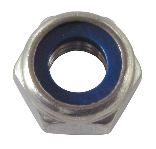 Self locking nut - DIN 985 - A2 Stainless steel -  -