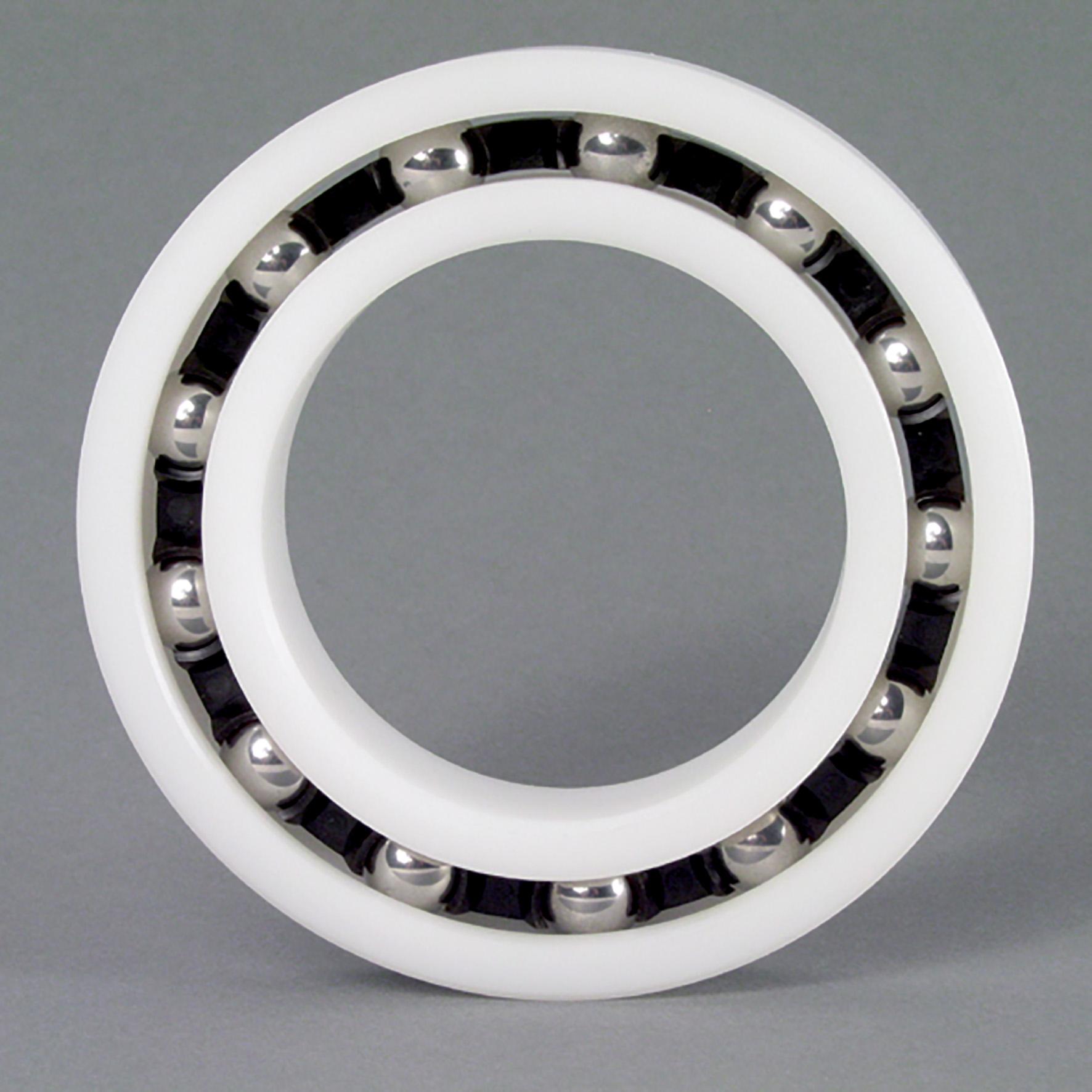 Ball bearing - Plastic - balls material : stainless steel -  -