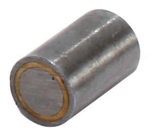 Magnetic stud - Cylindrical holding magnet - AlNiCo -