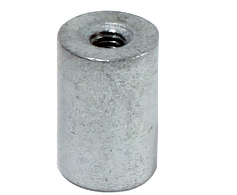Magnetic stud - With threaded hole - NdFeB -