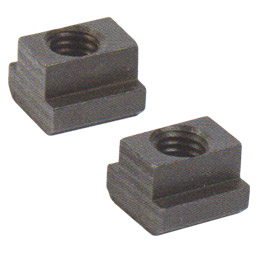 Accessories for PRES-3HR and PRES-4HR presses - Set of slot nuts for T profile slots -  -