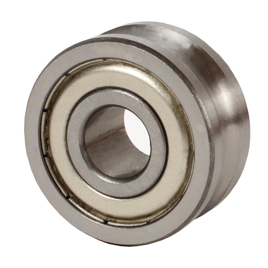 Roller for aluminium profile - Hollow roller ø12 -  -