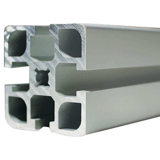 Standard aluminium profile - 45 x 45 mm - Standard -