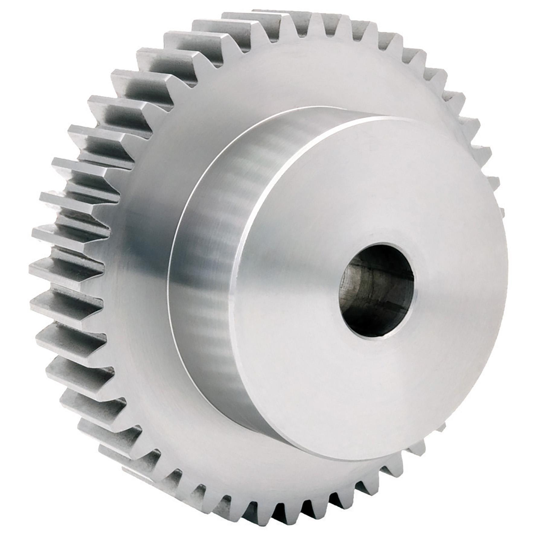 Engrenage droit de précision - Acier 35NCD6 prétraité - 2 - grade 7e25 DIN 3961