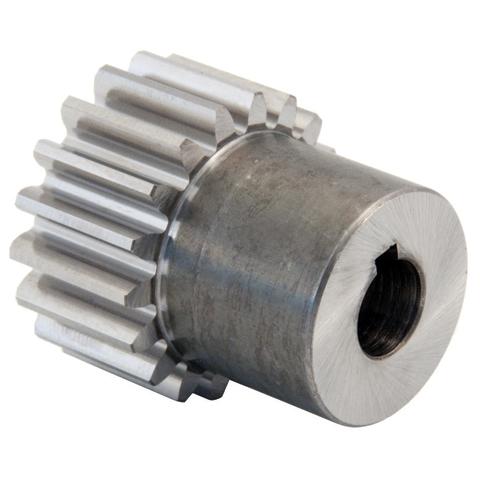 Engrenage droit traité retaillé de précision - Acier 20NCD2 cémenté trempé - 0,5 - grade 6e DIN 58405